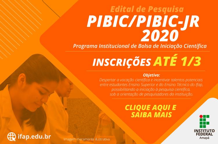 Ifap investirá mais de R$ 60 mil reais em iniciação científica