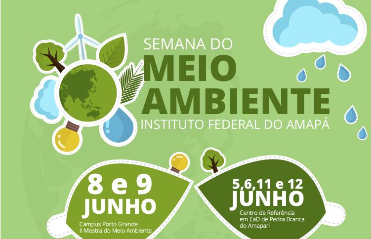 II Mostra de Meio Ambiente será nos dias 8 e 9. Inscrições para atividades abrem no dia 4.
