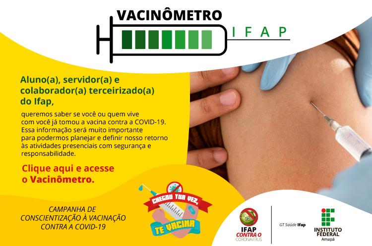 Vacinômetro Ifap